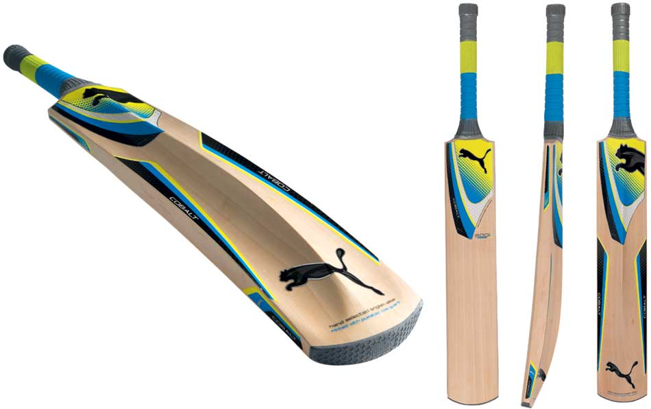 HOME OF SPORTS: Puma Cricket Bats
