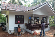 8 Lakh 2bhk 600 Sq Ft Cost House Design