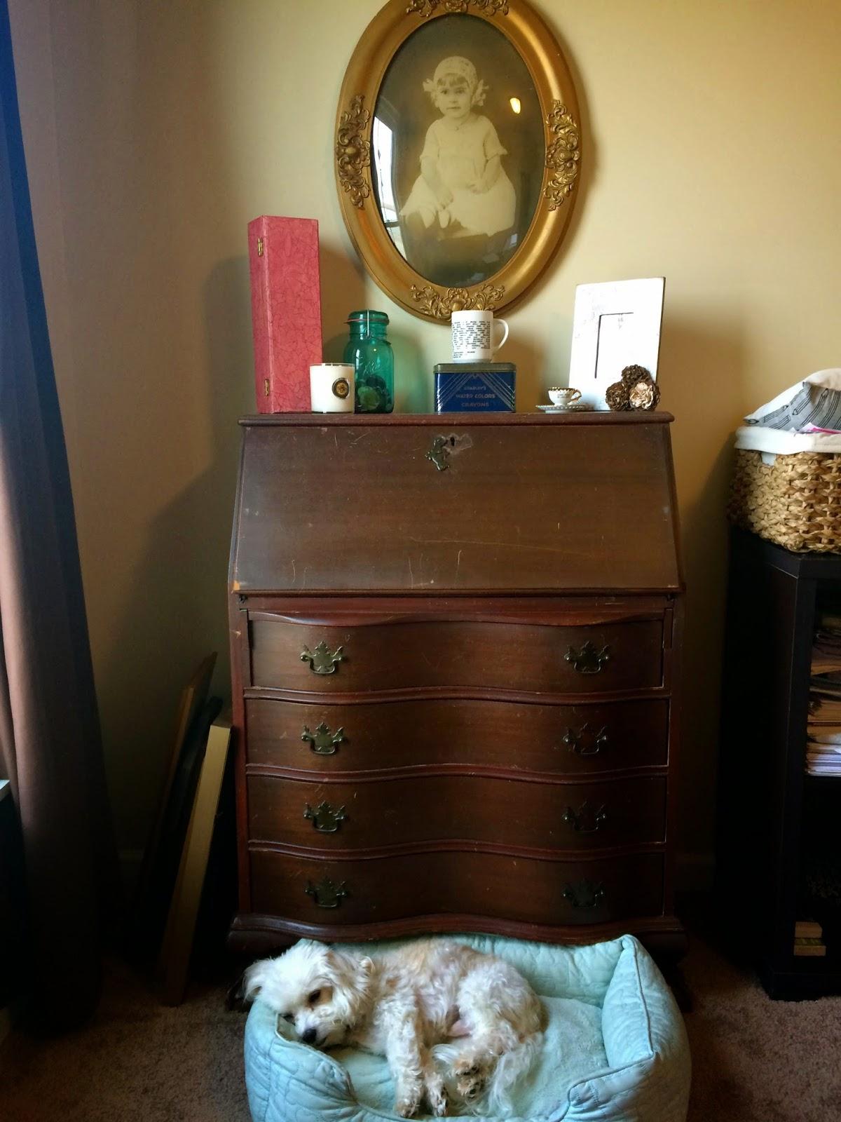 Aunt Francis' desk