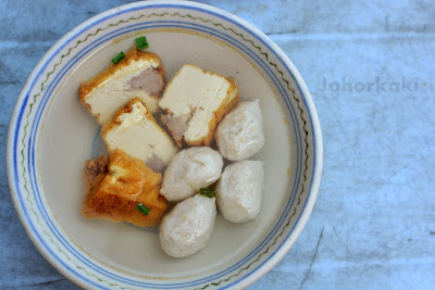 Fish-Ball-Tofu-Noodle-Kulai-Centre-Point-Johor