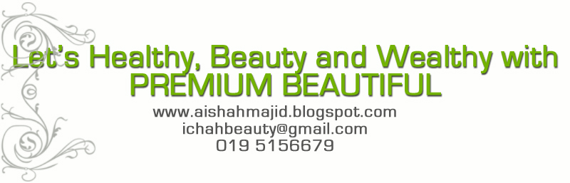 Premium Beautiful : Healthy, Beauty and Wealthy with Me