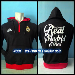 sweater real madrid