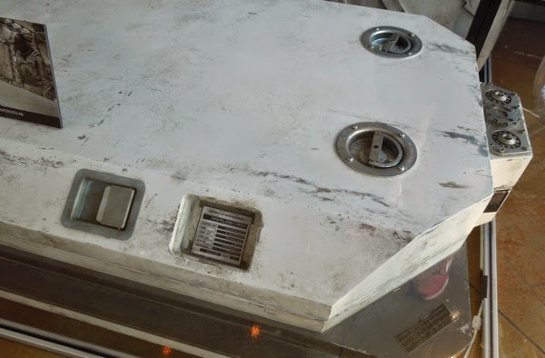 Interstellar cryobed film prop