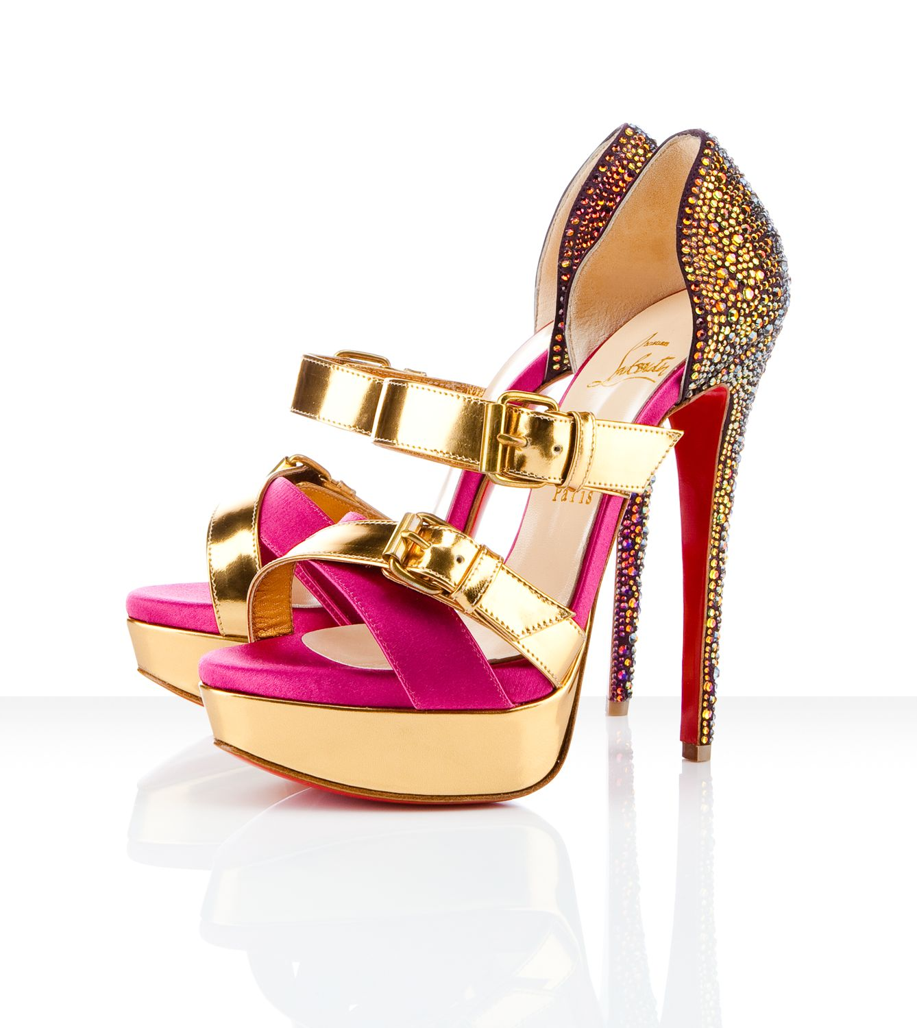Luxury Brands Wishlist: Christian Louboutin sentite en las nubes!