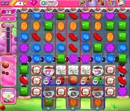 Candy Crush Saga 963