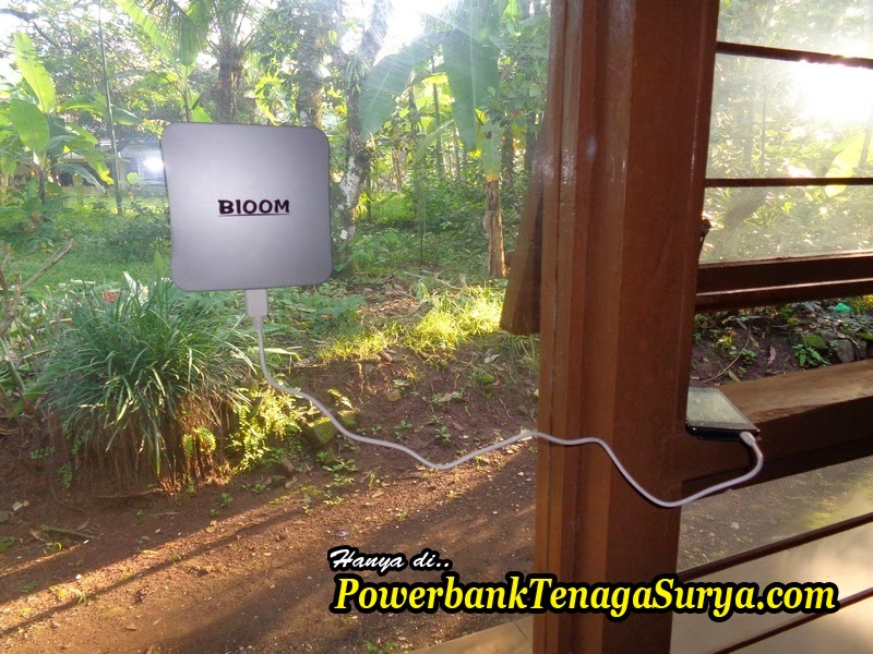 solar power bank murah