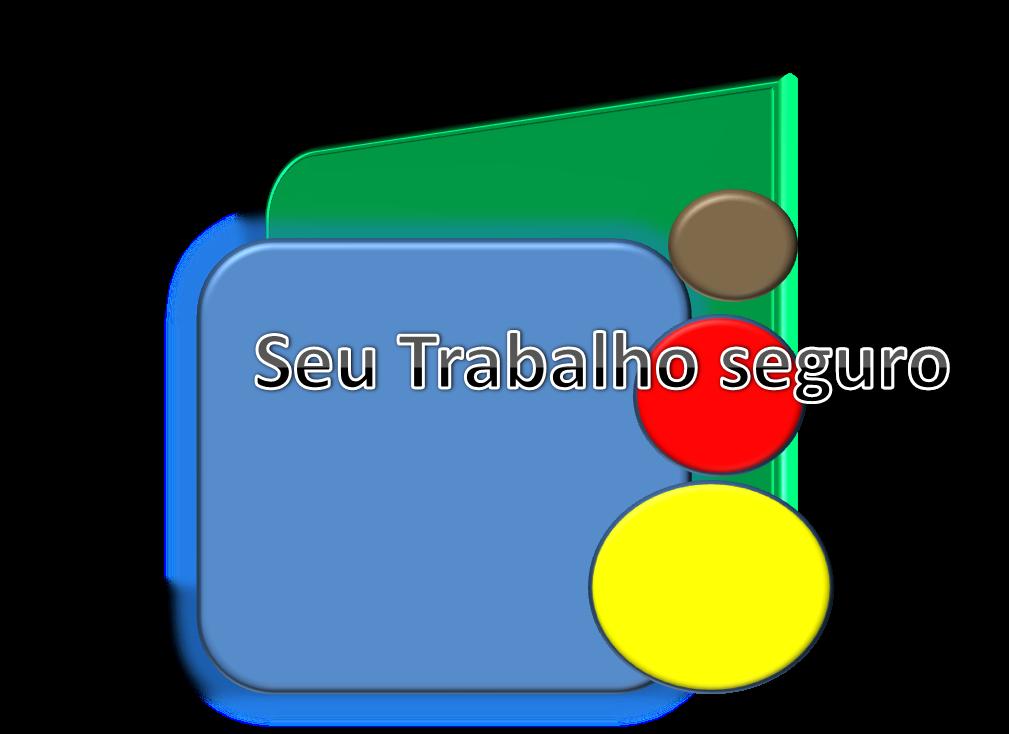 SEU TRABALHO SEGURO