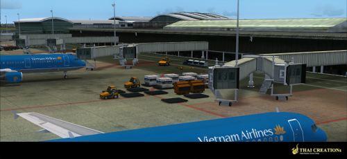 Flight Simulator News Brief Thai Creation Ho Chi Minh