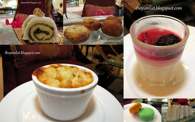 The Tea Lounge, The Majestic Hotel Kuala Lumpur, best afternoon tea