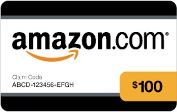 $100 PayPal Cash or Amazon Gift Card Giveaway Ends 7/19