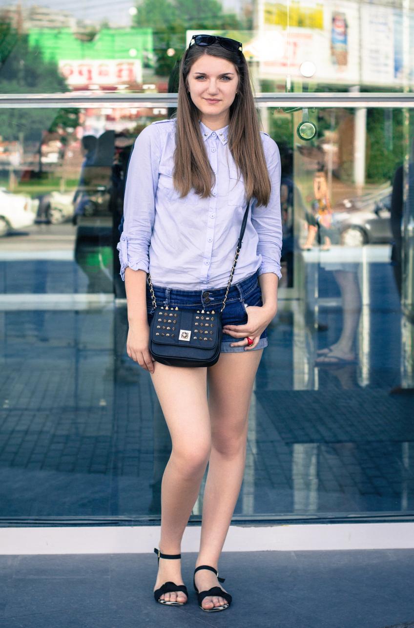 Студентка юля из россии 2 фотография