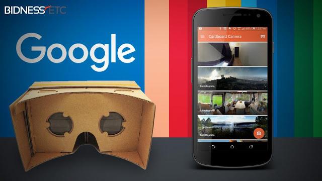 تطبيق, لالتقاط, صور, ثُلاثية, الأبعاد, للواقع, الافتراضي, من, قوقل
