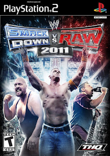Free Download Games WWE SmackDown vs. Raw 2011 PCSX2 ISO Untuk Komputer Full Version ZGASPC