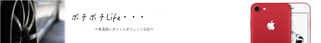 ボチボチLife・・・