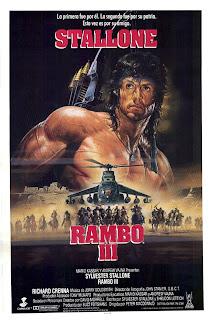 RAMBO III - РЭМБО III