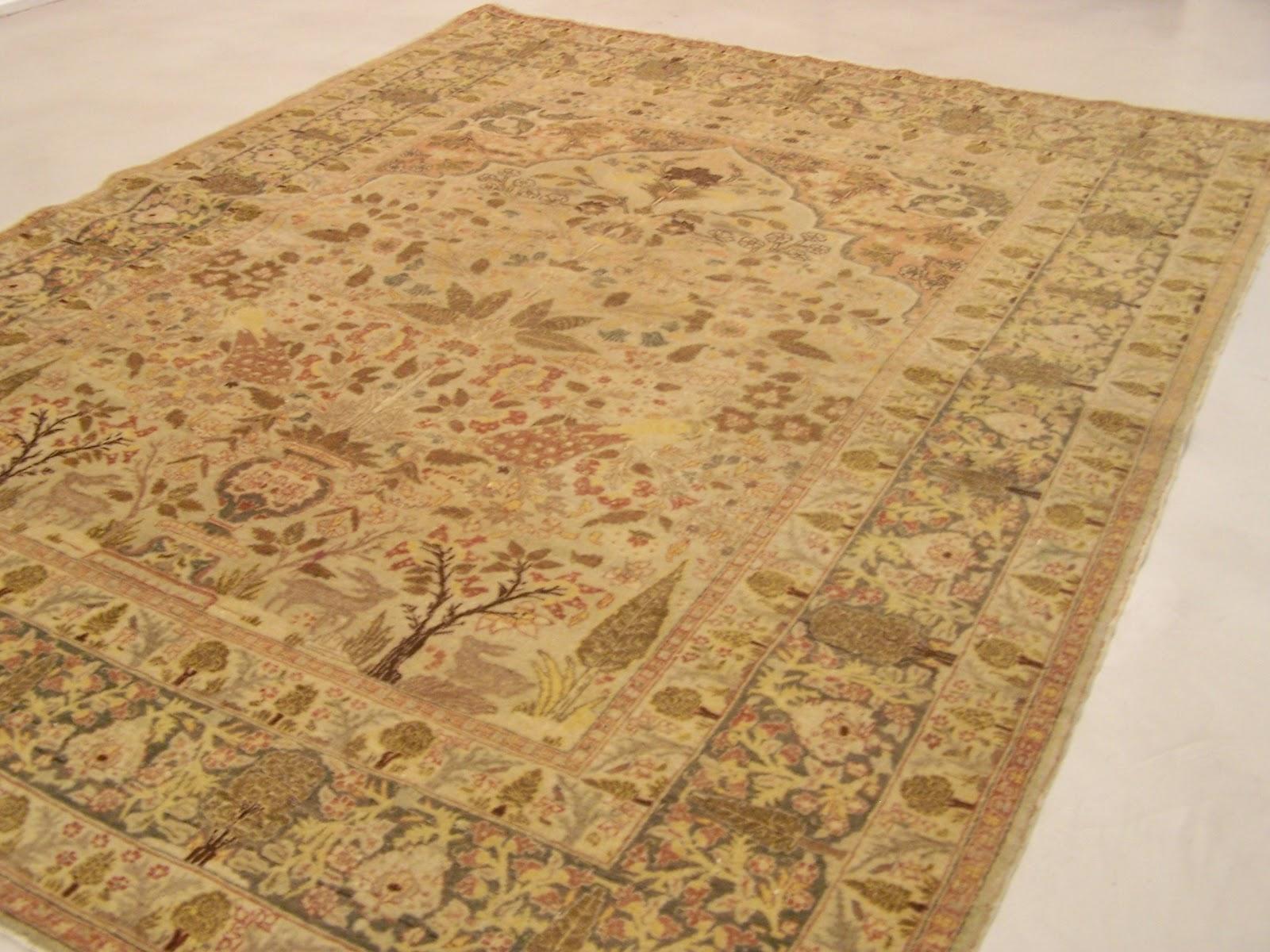 Aubusson alfombras y tapices for Diferentes tipos de alfombras