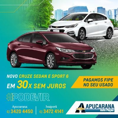APUCARANA AUTO PEÇAS