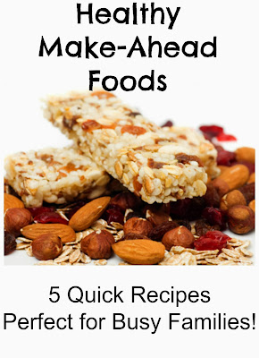 Quick and Healthy Recipes for Busy Parents