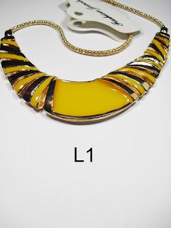 kalung aksesoris wanita l1