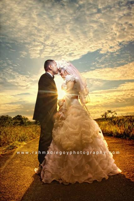 foto Prewedding Agus & Dewi 7