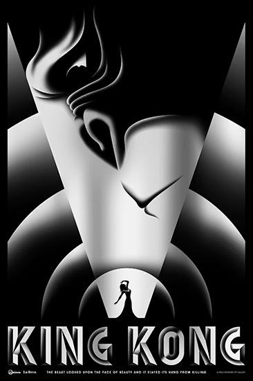cartel 80 aniversario de king kong de la boca