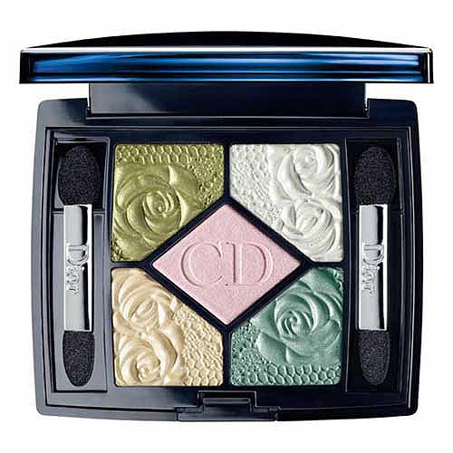 Dior Палитра сенки за очи 5 цвята
