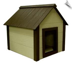 Easily Build A Fully Insulated, Customized Dog House