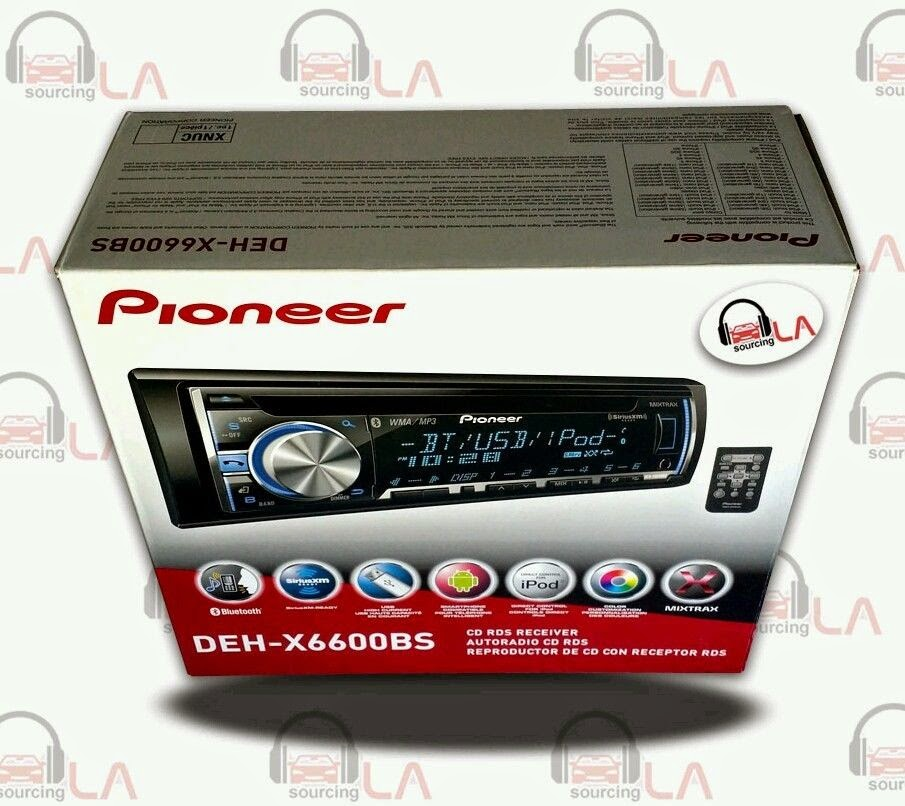 http://www.ebay.com/itm/Pioneer-DEH-X6600BS-AM-FM-CD-MP3-USB-InDash-Car-Audio-Receiver-/131351669110