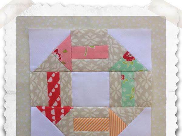 Chatelaine- Free BOW Sampler Quilt Block 53
