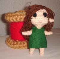 Amigurumi Chibi Doll Pattern Free : 2000 Free Amigurumi Patterns: Chibi Crochet Doll Pattern