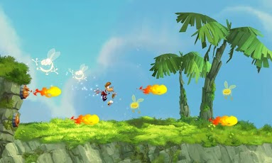 Download Game Rayman Jungle Run v1.1.8 + data