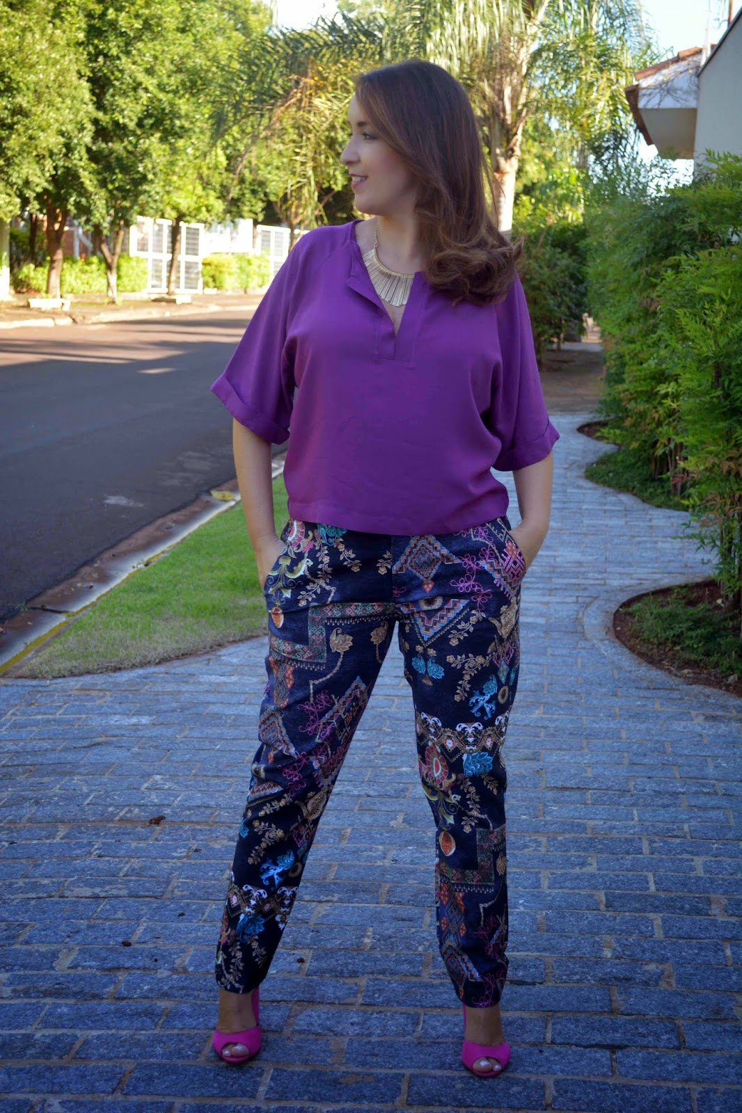 lez a lez, look lez a lez, estampas do inverno 2015, look do dia, look de blogueira, blog camila andrade, blog de moda em ribeirão preto, fashion blogger, estampas, pamela zanandréa