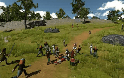Defend The Highlands PC Highly Compressed Gratis 2