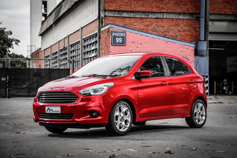 Fotos do novo Ford Ka 2014 concept