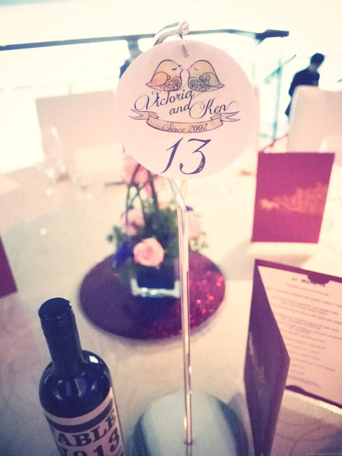 wedding decoration at Hong Kong Jockey Club