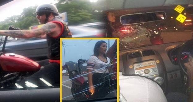 Pemandu Myvi Dedah Cerita Sebenar Kes 'Mat Saleh' Gangster