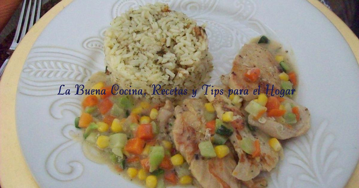 Pechugas de pollo asadas - 1864 recetas caseras -