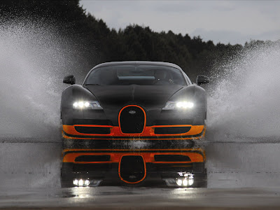 2011 Bugatti Veyron Super Sport Wallpaper