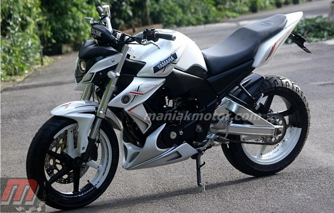 Top modifikasi motor yamaha byson 2013