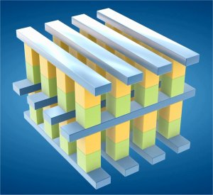 Intel lança nova tecnologia de memória 3D
