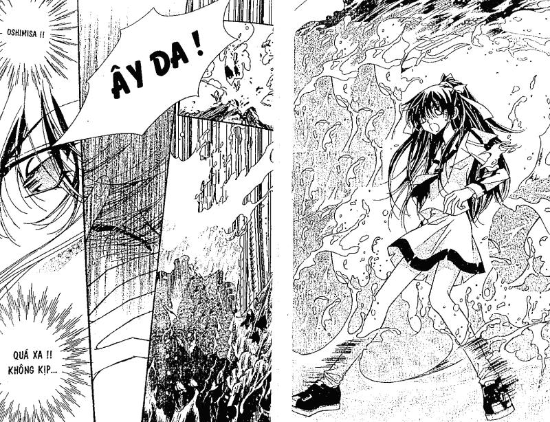 LEGEND - Truyền thuyết Fushigi Chapter 2 - Trang 39