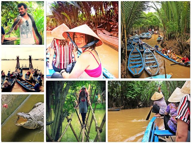 Mekong Delta River