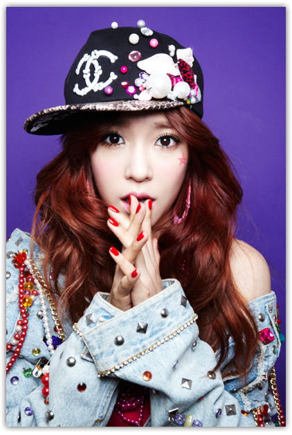 SNSD TIFFANY 2013 iPhone Wallpaper Picture
