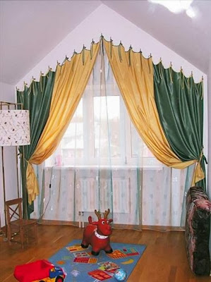 Top 15 Childrens Bedroom Curtains Designs Ideas Colors