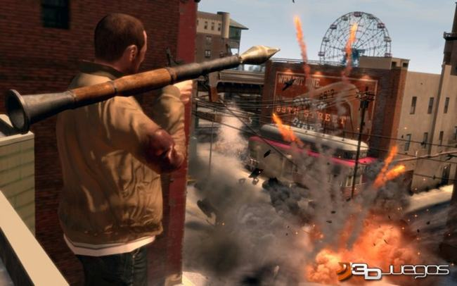Grand Theft Auto IV Edicion Completa Mas Expansiones [PC Full] Español [ISO] Descargar