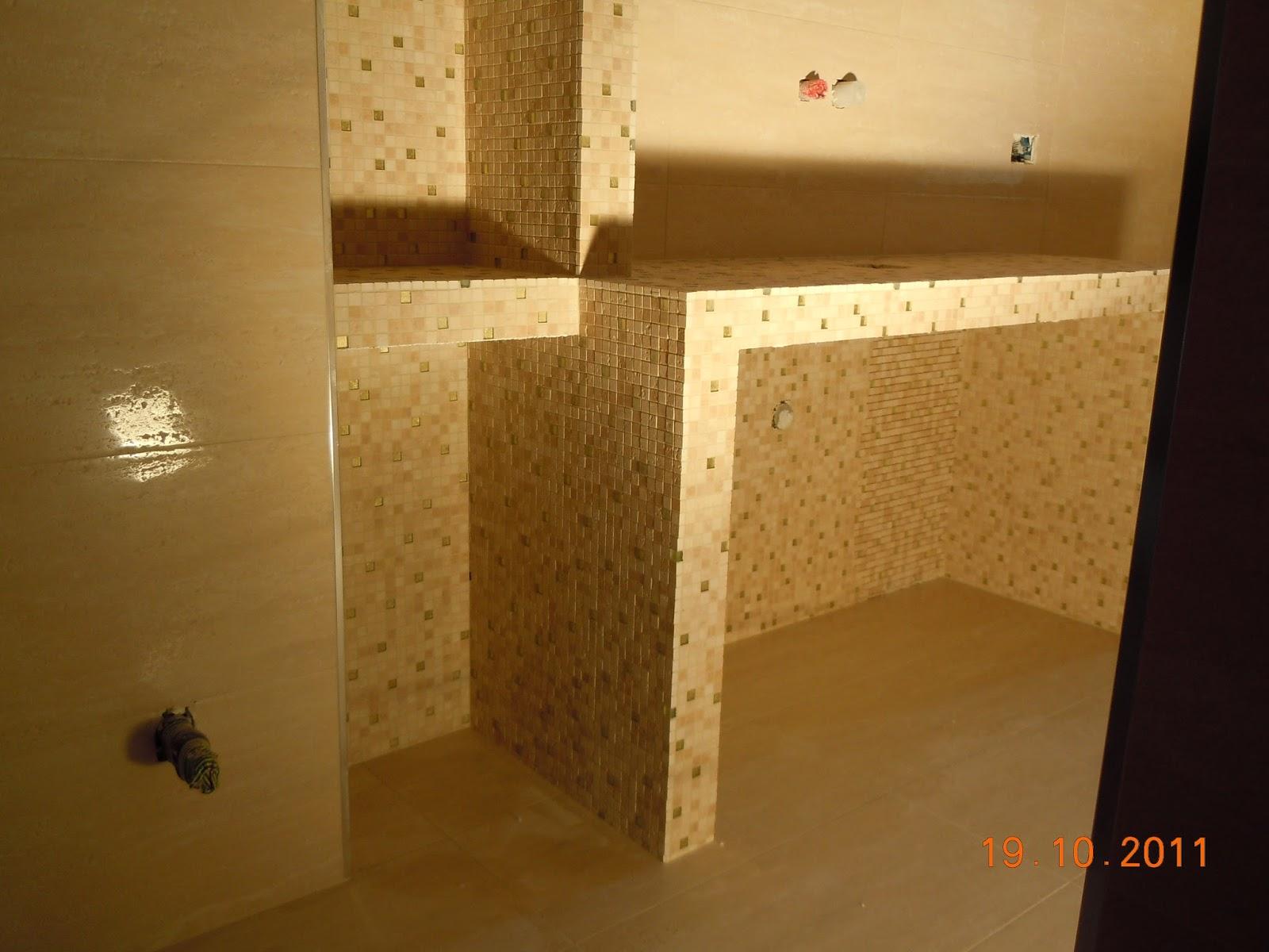 Posa piastrelle mosaico - Piastrelle bagno 30x60 ...