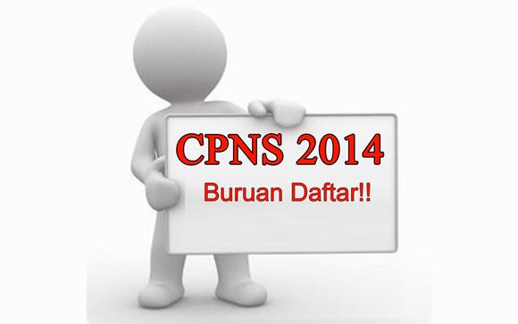Pendaftaran cpns 2014 di kemenpan