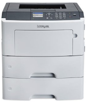 Lexmark MS610dtn Driver Download