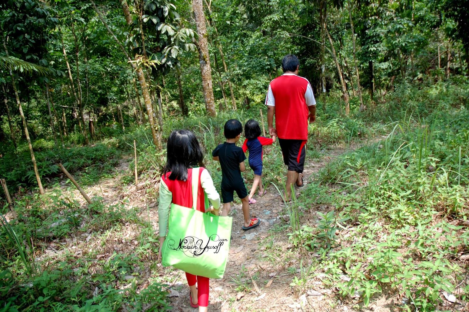 Cuti Yang Ohsem Bila Dapat Berkelah Bersama Keluarga