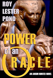 NEW. POWER of an ORACLE Egypt mystery thriller